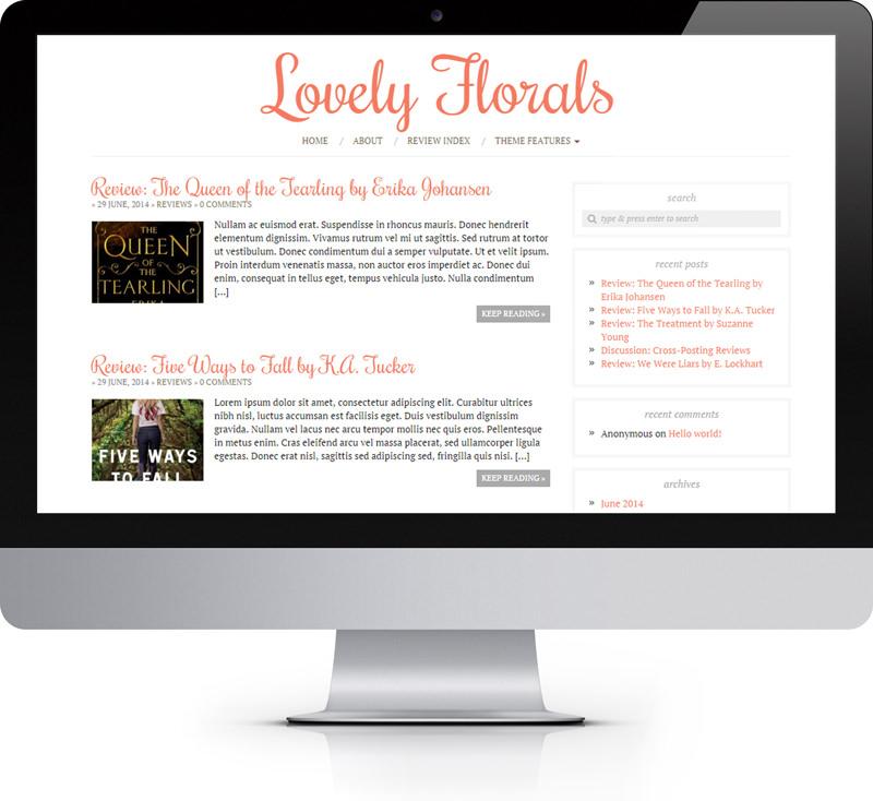 Chloe WordPress theme