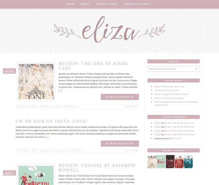 Eliza Theme