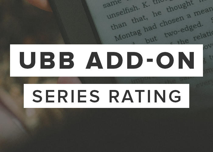 UBB Series Rating Add-On