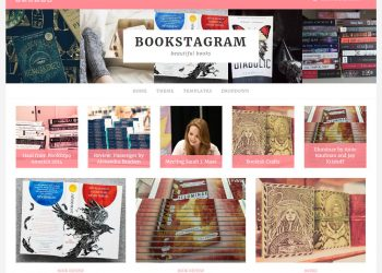 Bookstagram Theme